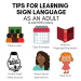 tips for learning sign language as an adult fb