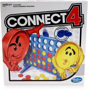 connect 4 game for conditioned play audiometry hearing test
