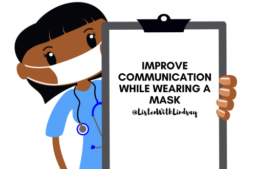 IMPROVE COMMUNICATION WHILE WEARING A MASK blog header